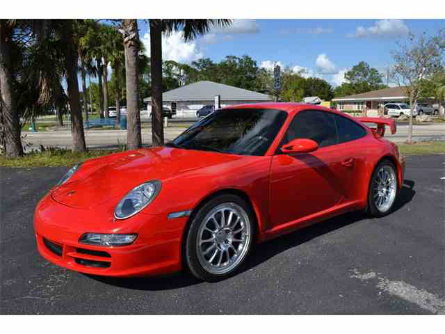 Picture of '06 Porsche 911 located in Florida Auction Vehicle Offered by  - M88F