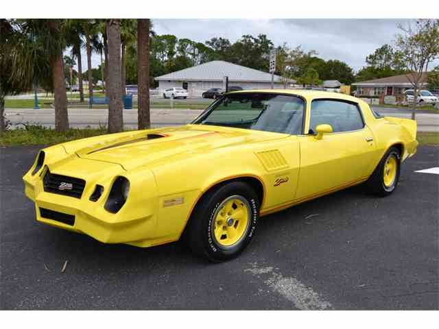 Picture of 1978 Chevrolet Camaro - $13,995.00 Offered by  - M88J