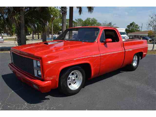 Picture of '81 K-10 - M88P