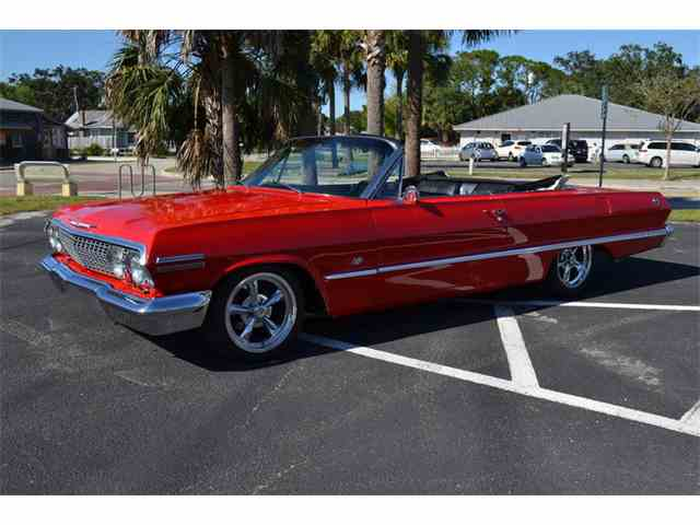 Picture of '63 Impala - M88U
