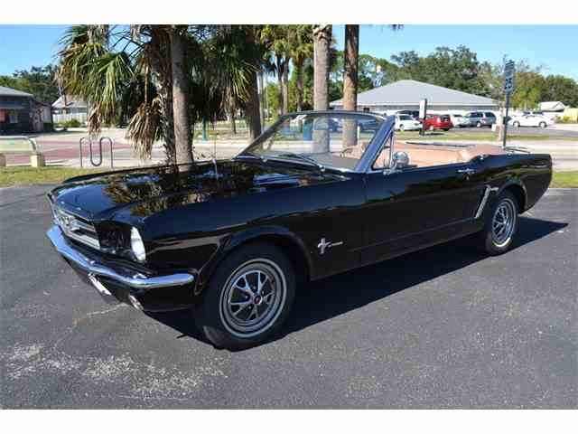 Picture of '65 Mustang - M88Y