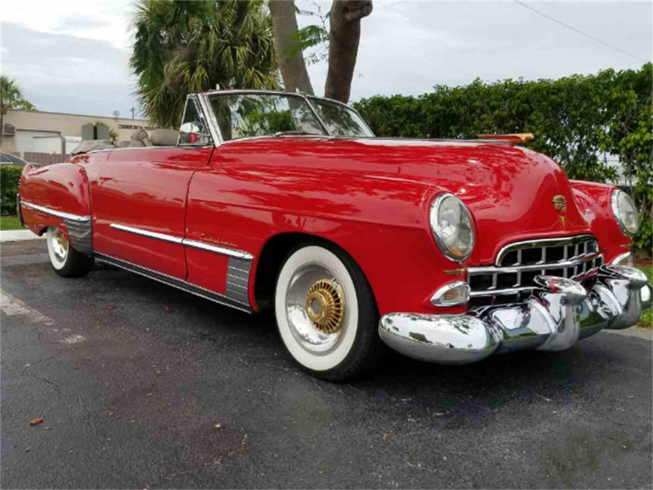 1948 Cadillac Convertible for Sale | ClicCars.com | CC-1037129