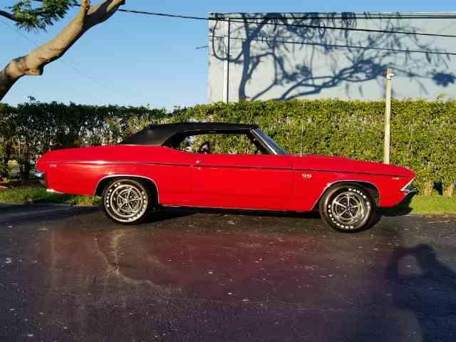Picture of '69 Chevelle - M899