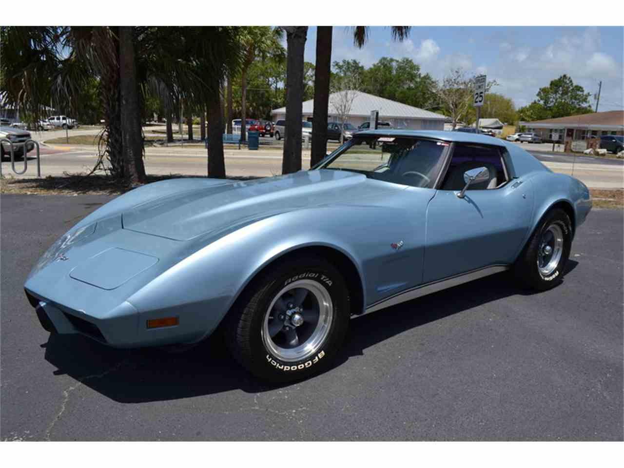 1977 chevrolet corvette for sale | classiccars | cc-1037134