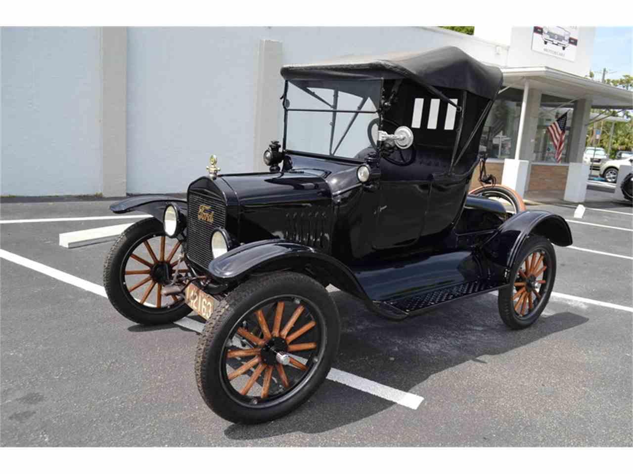 1923 ford model t for sale cc 1037145. Black Bedroom Furniture Sets. Home Design Ideas