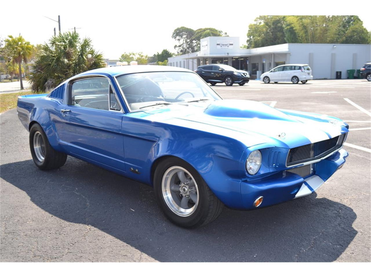 Large Picture of '65 Mustang - M89M