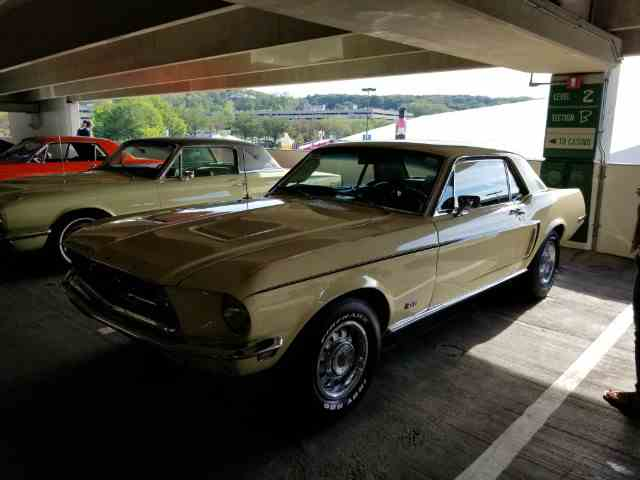 Picture of Classic 1968 Mustang Offered by Show Cars of Boca Raton - M89P