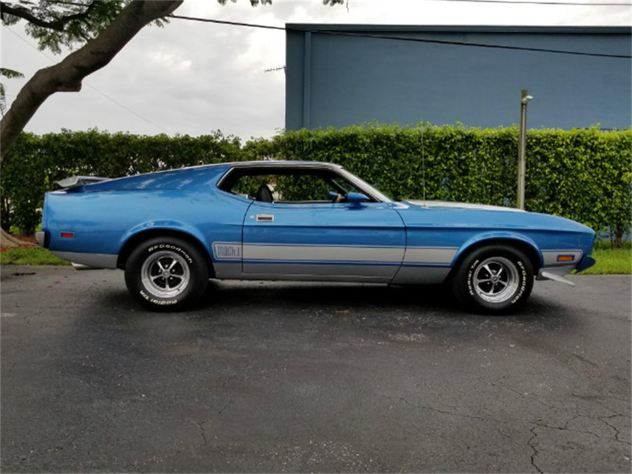1973 Mach 1 For Sale