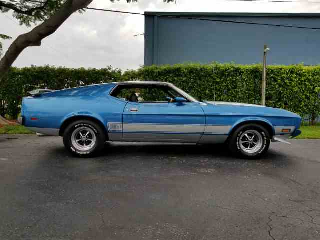 Picture of '73 Mustang Mach 1 - M89Q