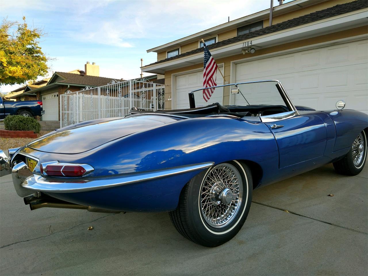 1964 jaguar xke for sale cc 1037153. Black Bedroom Furniture Sets. Home Design Ideas