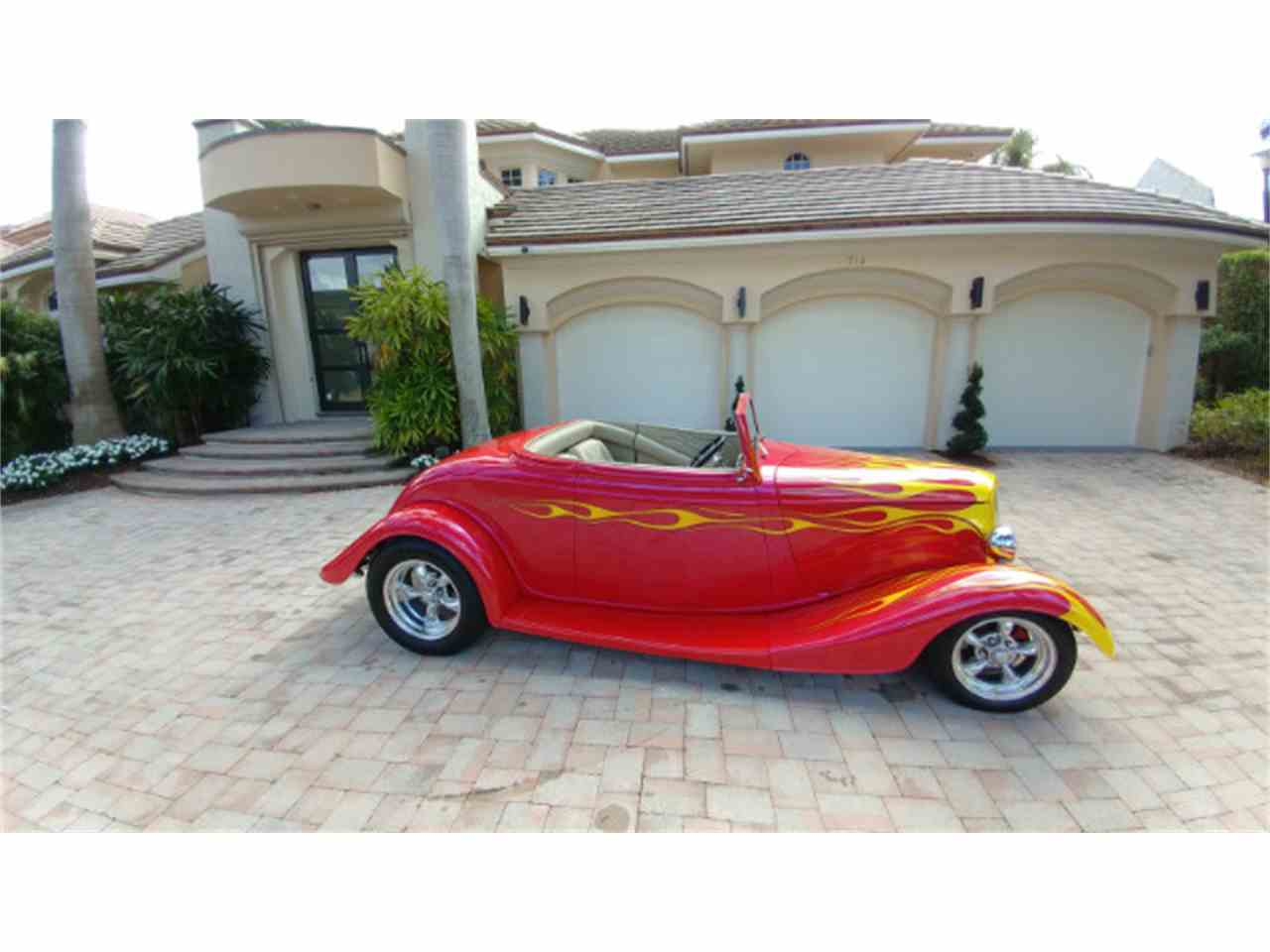 Large Picture of 1934 Ford Roadster located in Florida - $39,900.00 - M89U
