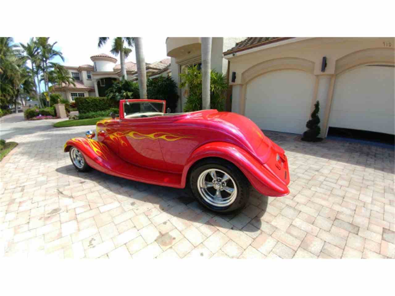 Large Picture of 1934 Roadster located in Boca Raton Florida - $39,900.00 - M89U