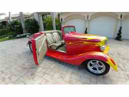 Picture of '34 Ford Roadster located in Florida Offered by Show Cars of Boca Raton - M89U