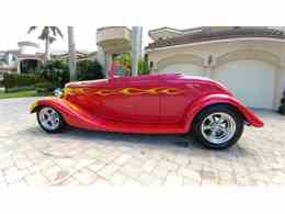 Picture of '34 Ford Roadster Offered by Show Cars of Boca Raton - M89U