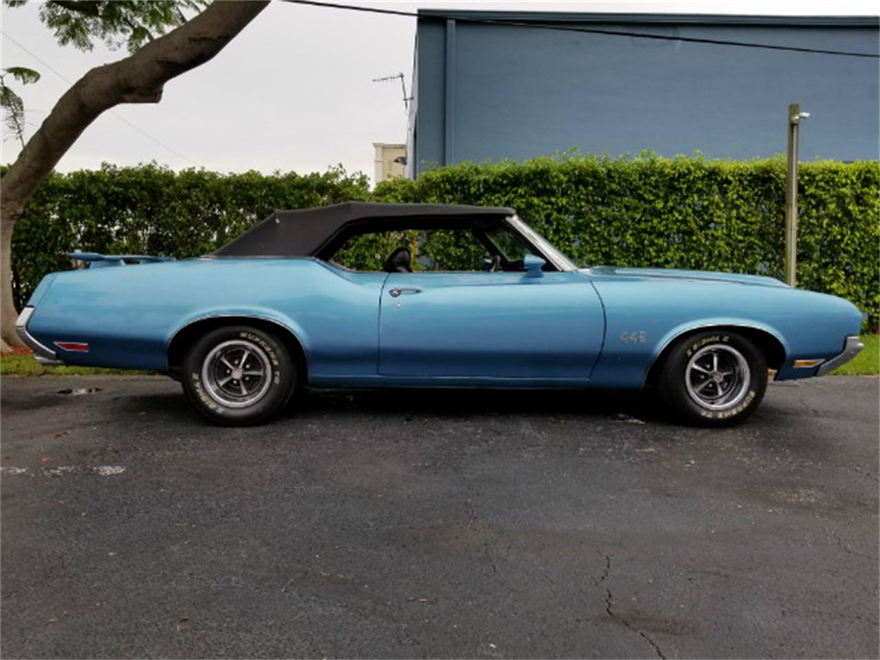 Large Picture of '72 Oldsmobile 442 located in Florida - M89W