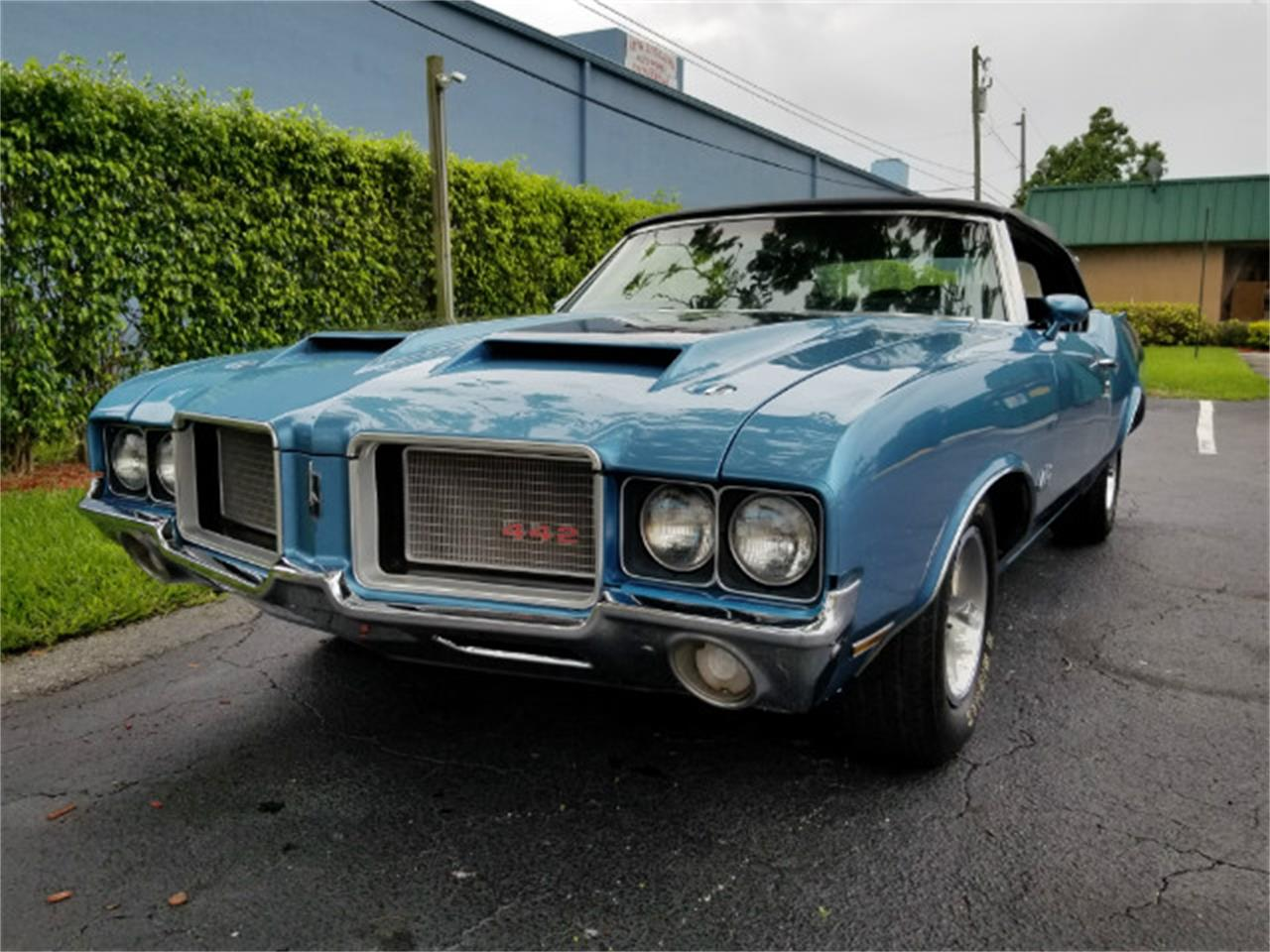 Large Picture of 1972 Oldsmobile 442 Offered by Show Cars of Boca Raton - M89W