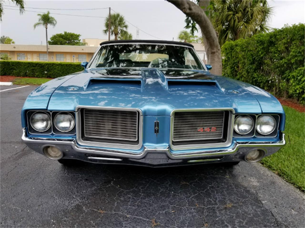 Large Picture of Classic '72 442 located in Florida Offered by Show Cars of Boca Raton - M89W