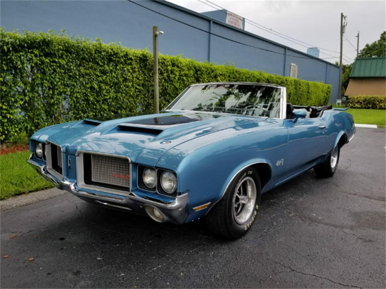Large Picture of Classic '72 Oldsmobile 442 located in Florida - $37,800.00 - M89W