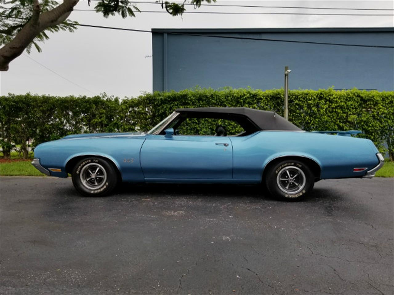 Large Picture of Classic 1972 Oldsmobile 442 Offered by Show Cars of Boca Raton - M89W