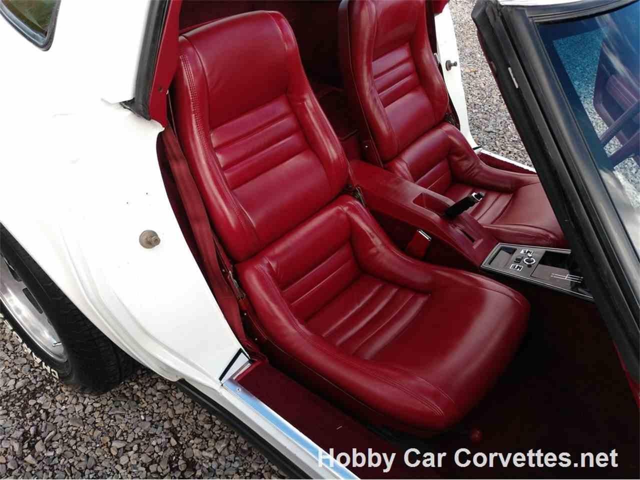 Large Picture of '81 Corvette - M8A6