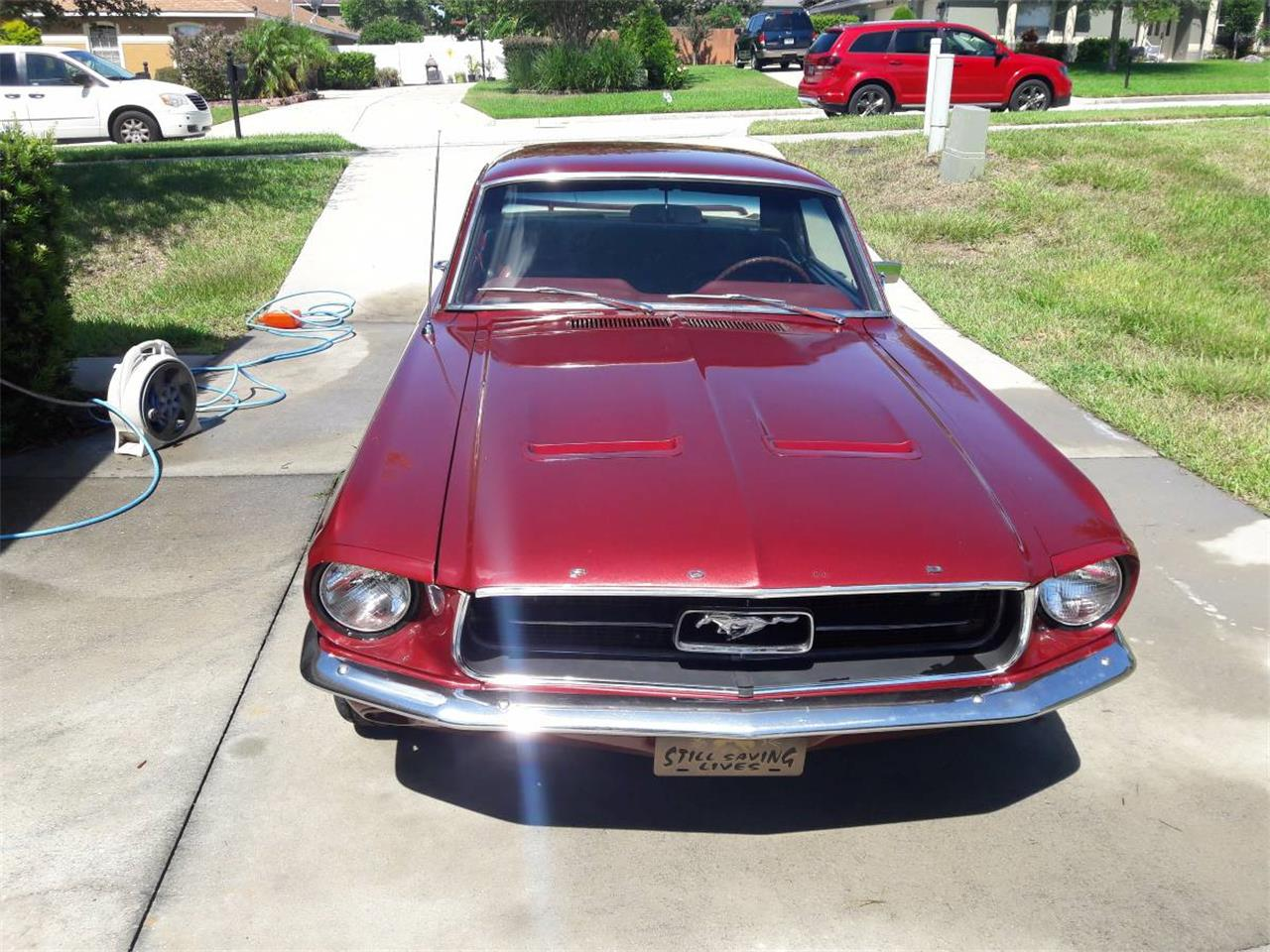 Large Picture of 1967 Ford Mustang located in Clermont Florida - $11,500.00 - M8AB