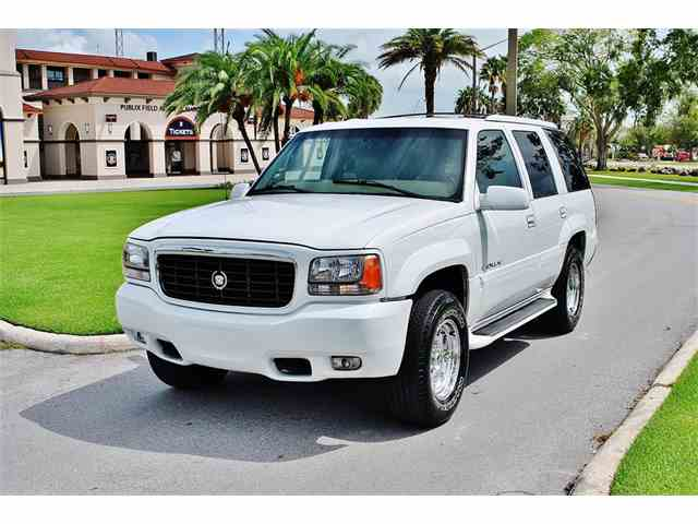 Picture of '00 Escalade - M3B3