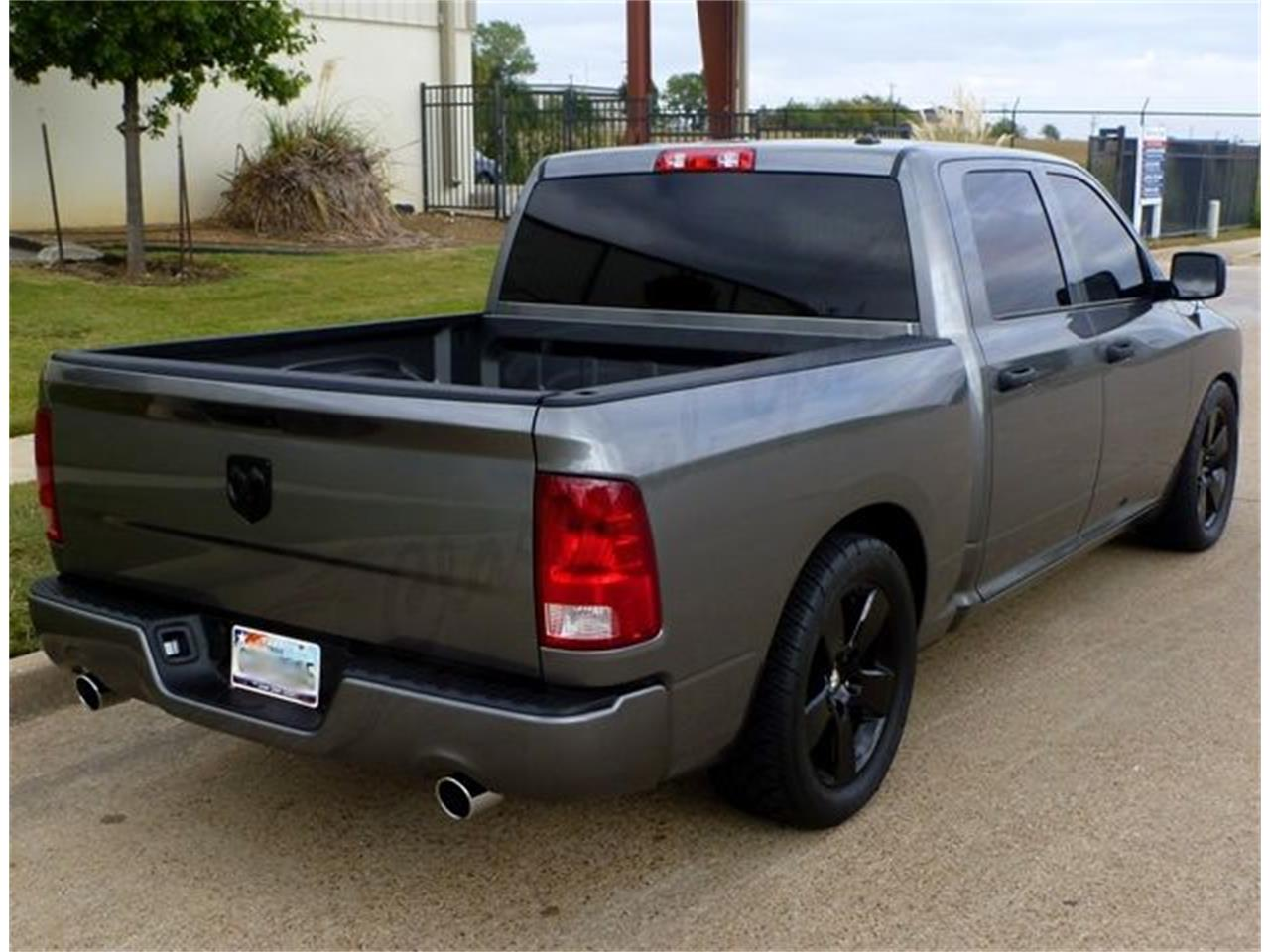 2012 Dodge Ram 1500 For Sale Cc 1037198 Exhaust Large Picture Of 12 M8b2
