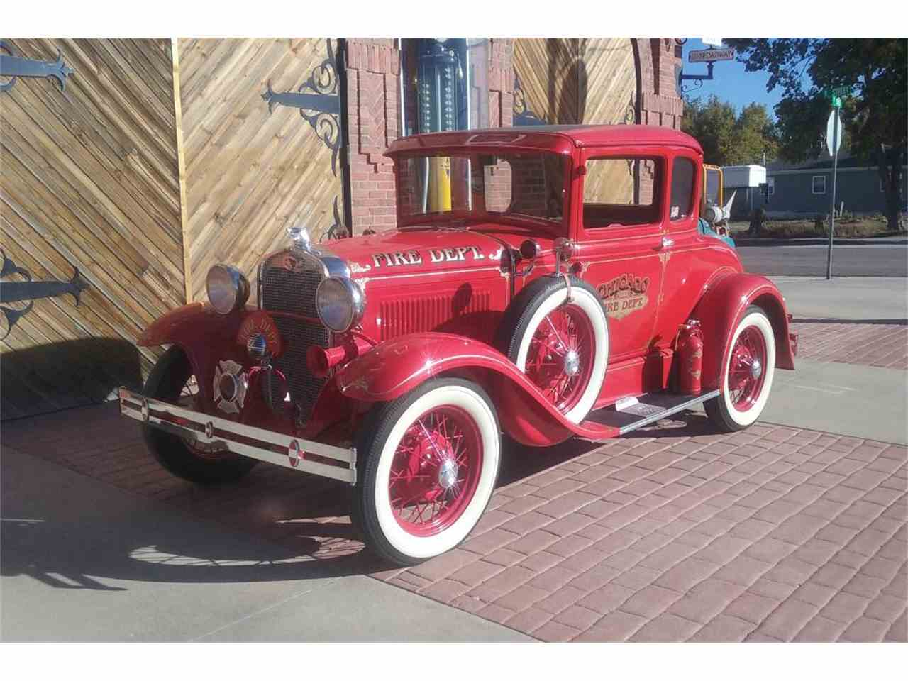 1930 ford model a for sale cc 1030072. Black Bedroom Furniture Sets. Home Design Ideas
