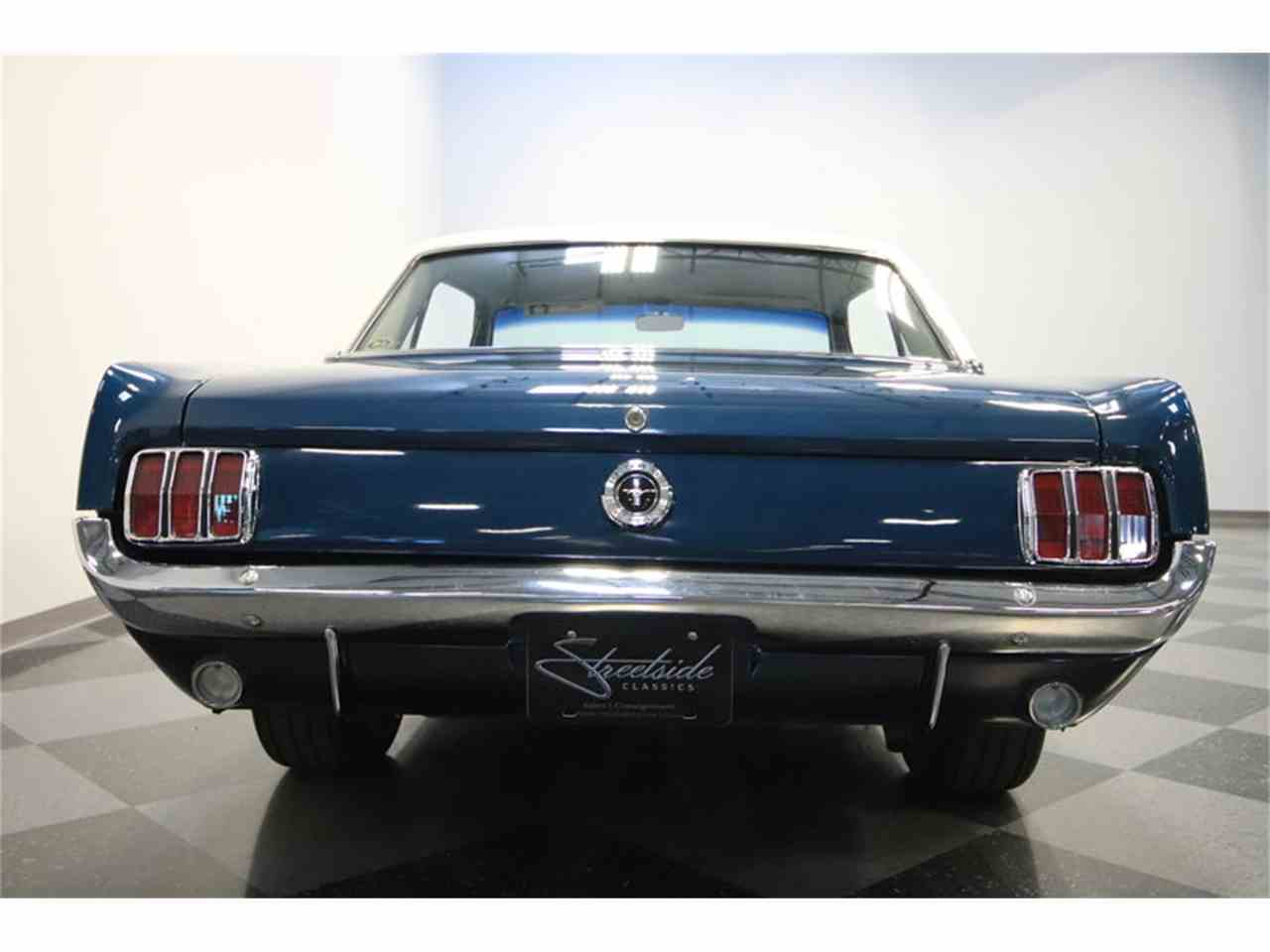 Large Picture of '65 Mustang - M8B9