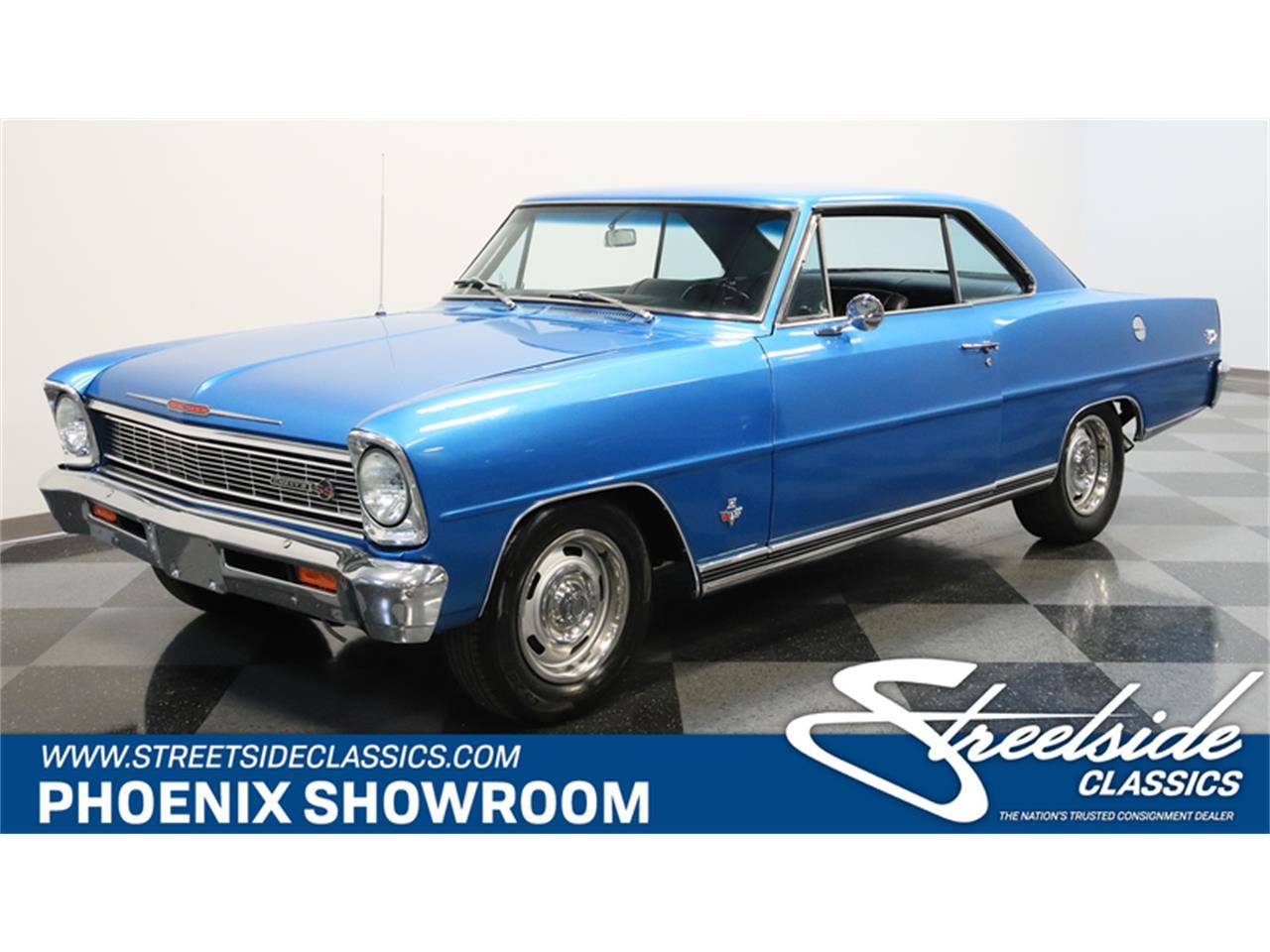 For Sale 1966 Chevrolet Nova Ss In Mesa Arizona