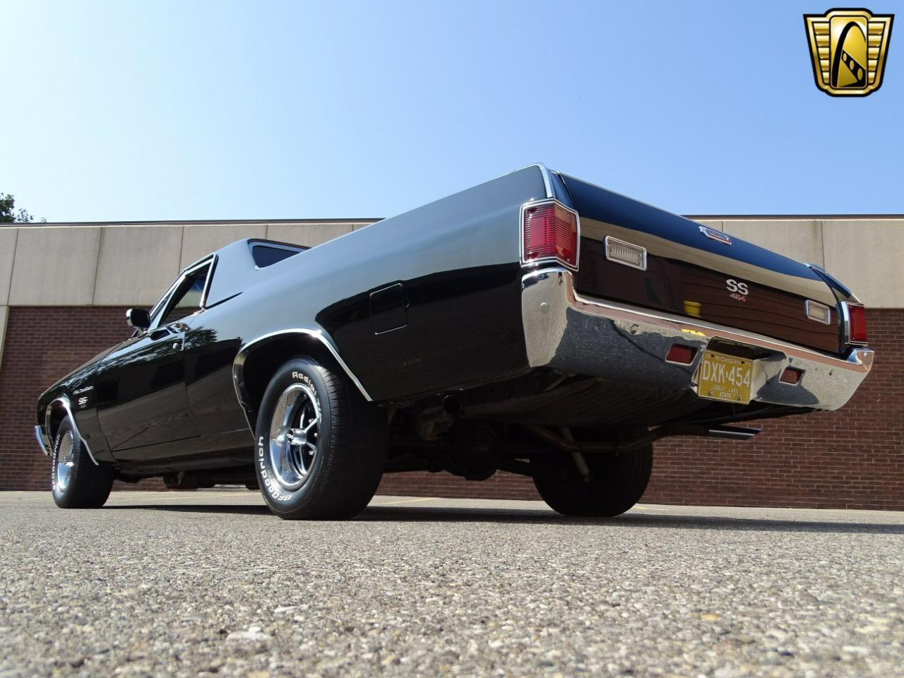 Large Picture of '70 El Camino - M8C6