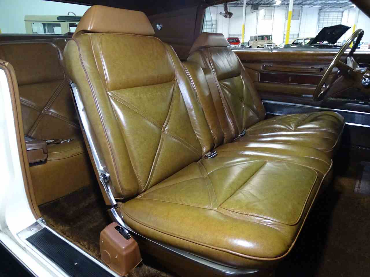 Large Picture of '70 Continental - M8C7