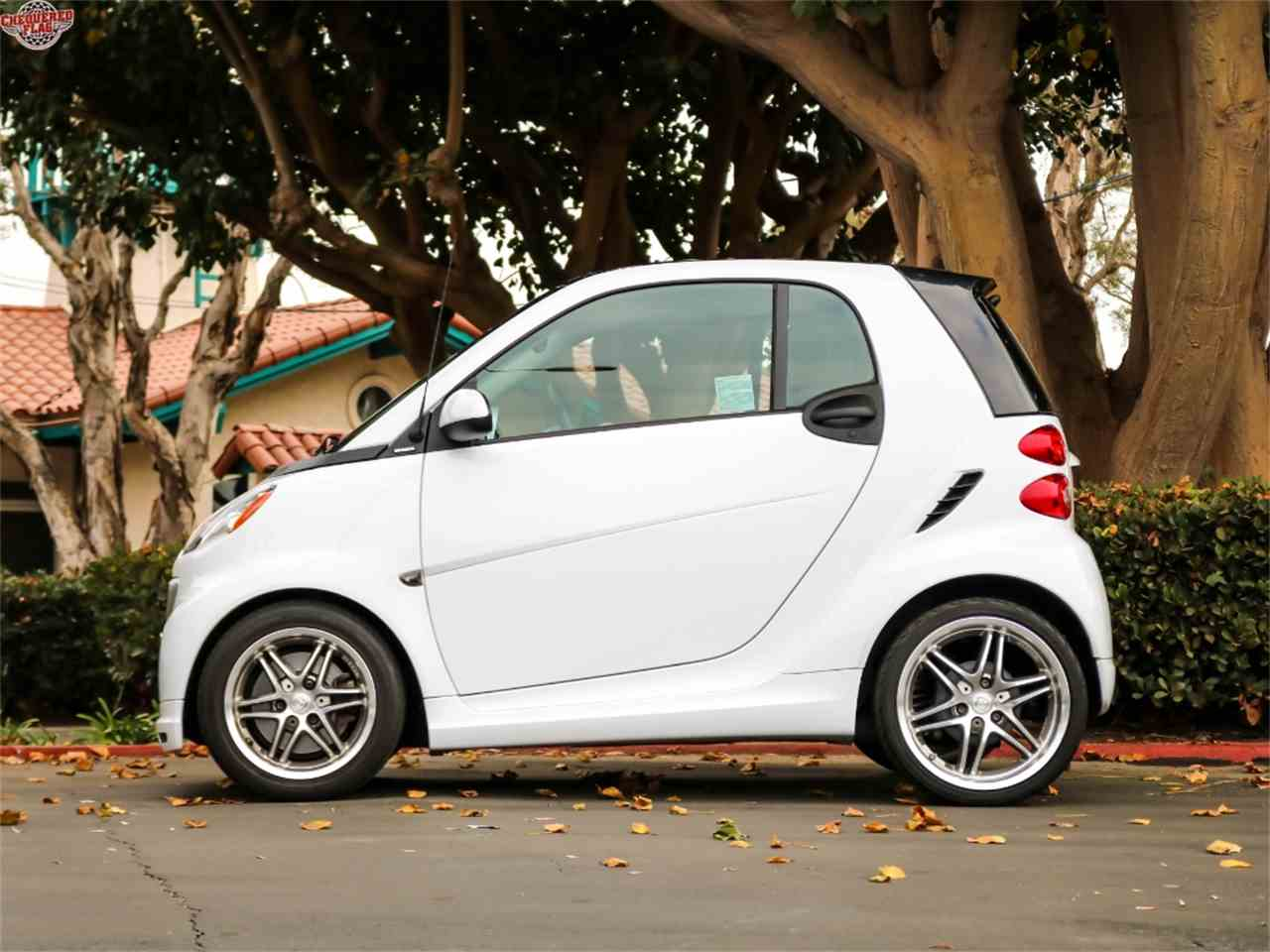 Large Picture of 2015 Smart Fortwo located in California - M8CG