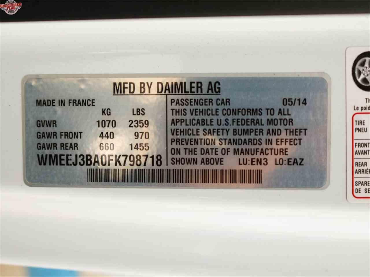Large Picture of '15 Fortwo - $9,500.00 Offered by Chequered Flag International - M8CG