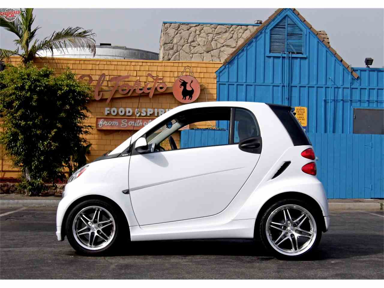 Large Picture of 2015 Smart Fortwo - M8CG