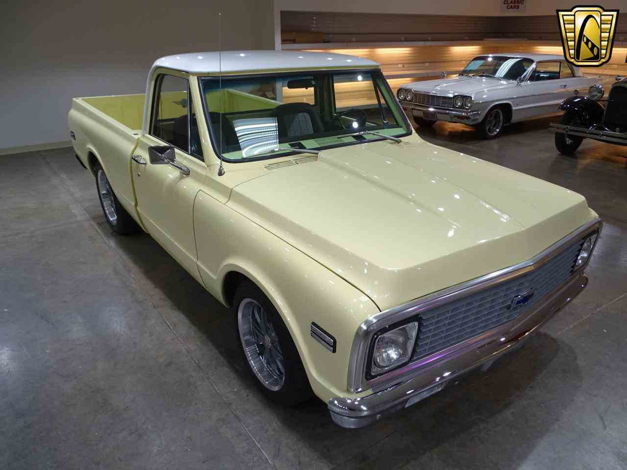 Large Picture of '72 C10 - M8CL