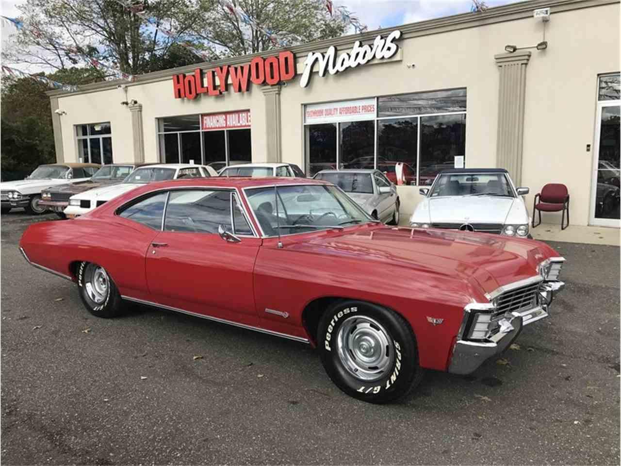 1967 chevrolet impala ss for sale cc 1037327. Black Bedroom Furniture Sets. Home Design Ideas