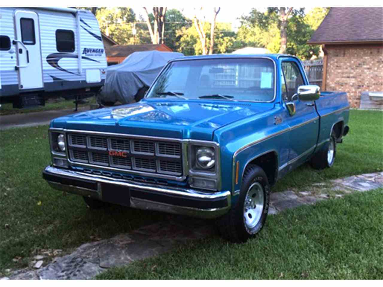 1979 gmc sierra for sale cc 1037332. Black Bedroom Furniture Sets. Home Design Ideas