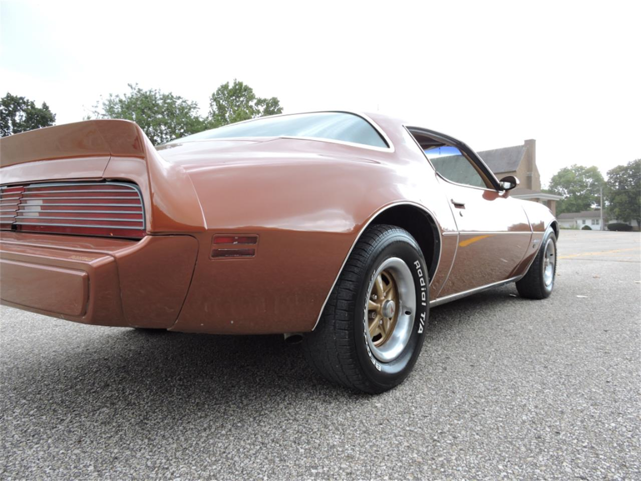 Large Picture of '80 Firebird Offered by Coyote Classics - M8EV