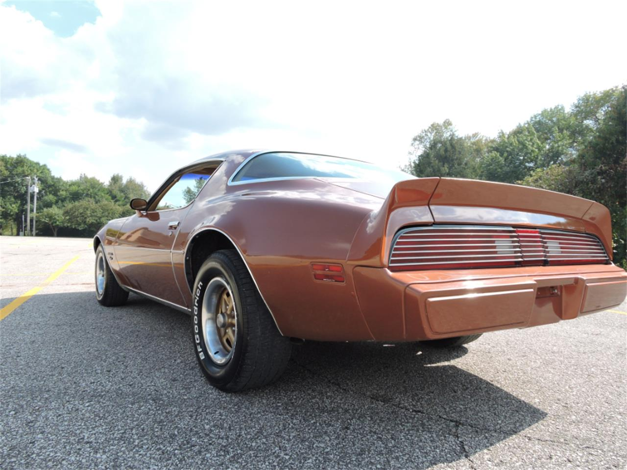 Large Picture of 1980 Firebird - M8EV