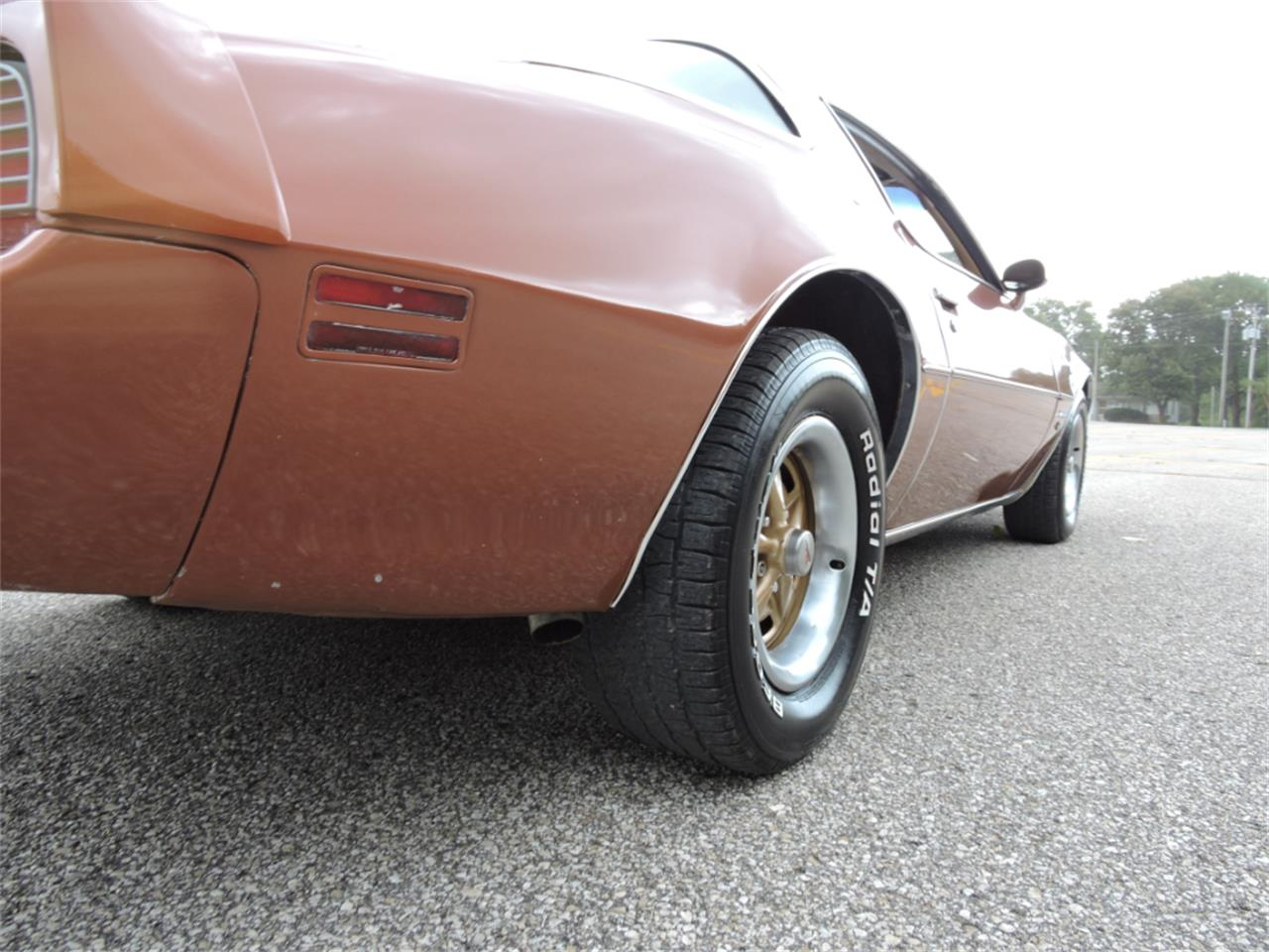 Large Picture of '80 Pontiac Firebird located in Iowa Offered by Coyote Classics - M8EV