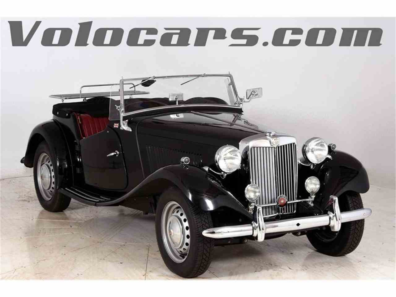 Large Picture of Classic 1952 TD located in Illinois - $34,998.00 Offered by Volo Auto Museum - M8EW