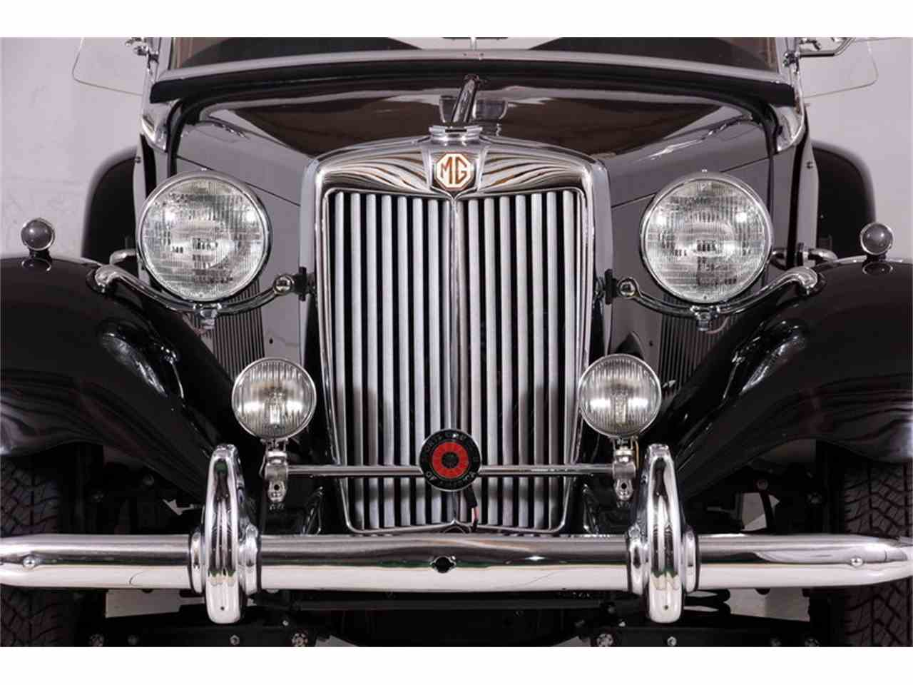 Large Picture of '52 MG TD located in Volo Illinois - $34,998.00 Offered by Volo Auto Museum - M8EW