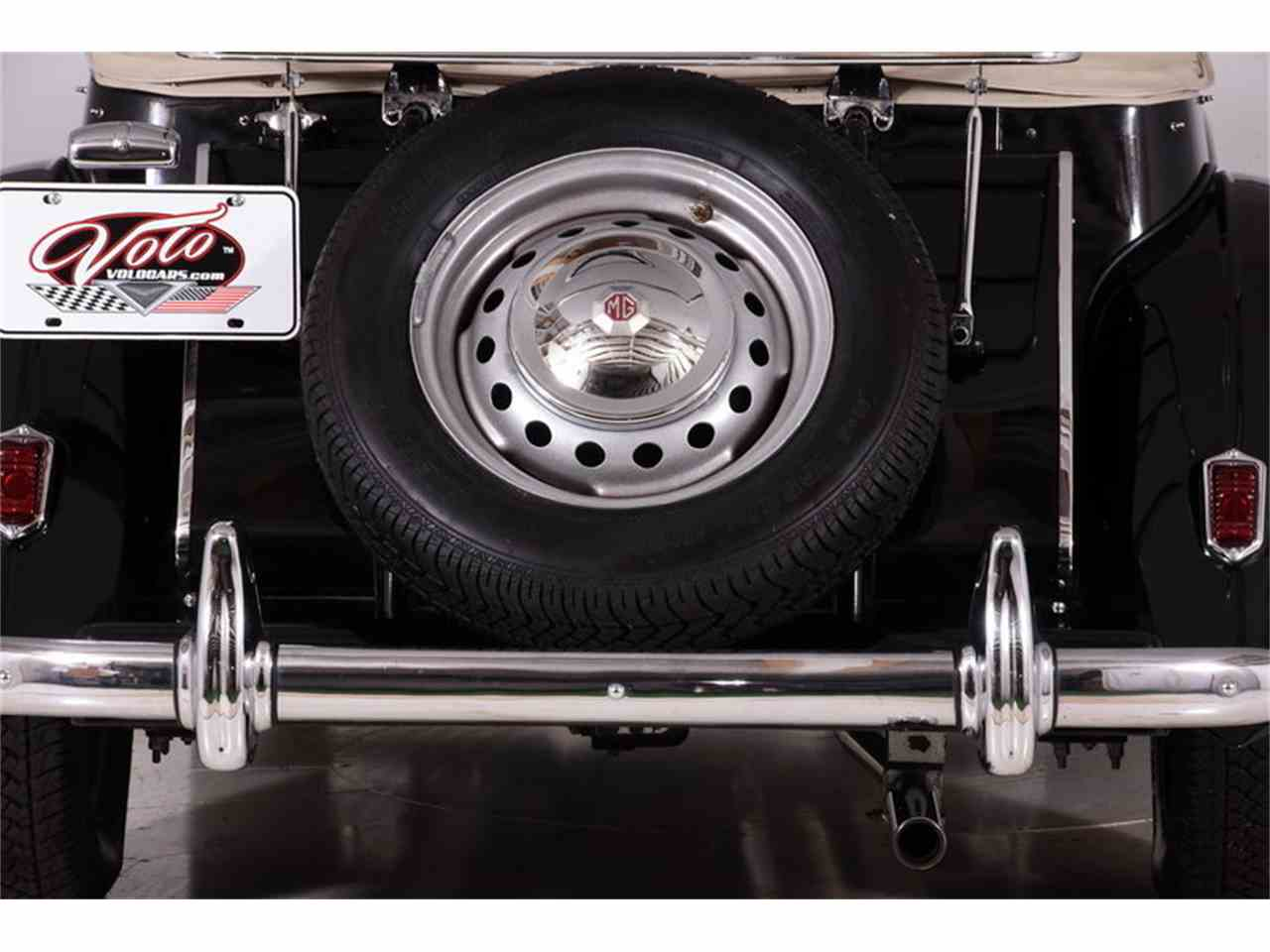 Large Picture of Classic '52 MG TD Offered by Volo Auto Museum - M8EW
