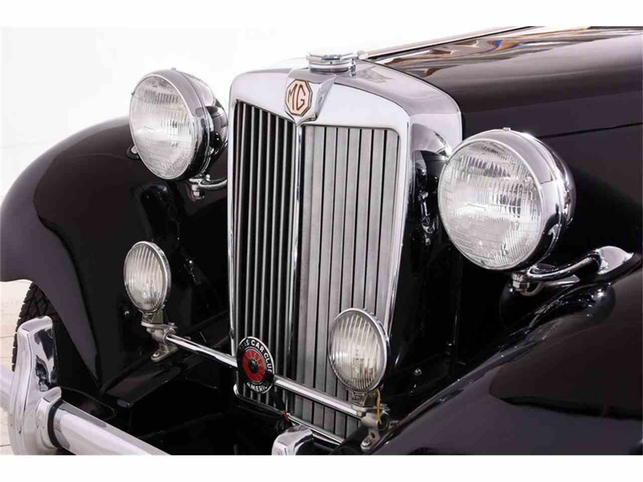 Large Picture of Classic '52 MG TD located in Illinois - $34,998.00 Offered by Volo Auto Museum - M8EW
