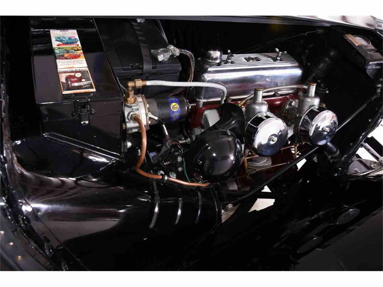 Large Picture of '52 MG TD - $34,998.00 Offered by Volo Auto Museum - M8EW