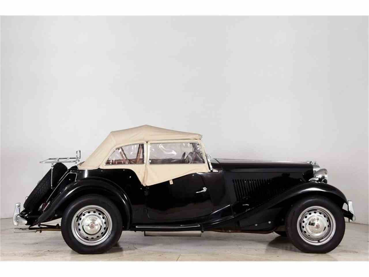 Large Picture of 1952 MG TD located in Illinois - M8EW