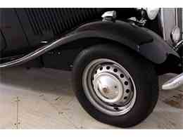 Picture of Classic '52 MG TD located in Volo Illinois Offered by Volo Auto Museum - M8EW