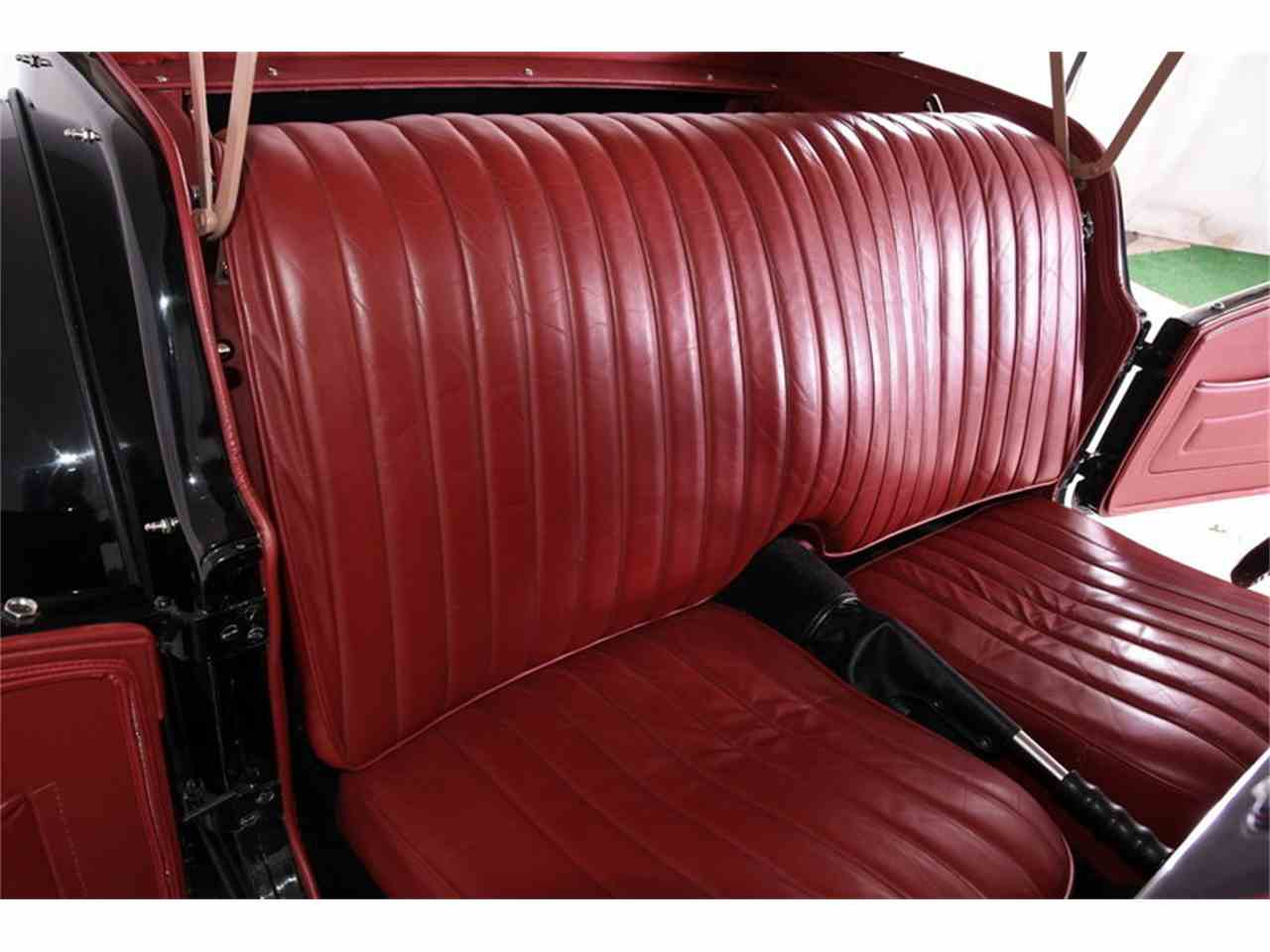 Large Picture of Classic 1952 MG TD located in Volo Illinois Offered by Volo Auto Museum - M8EW
