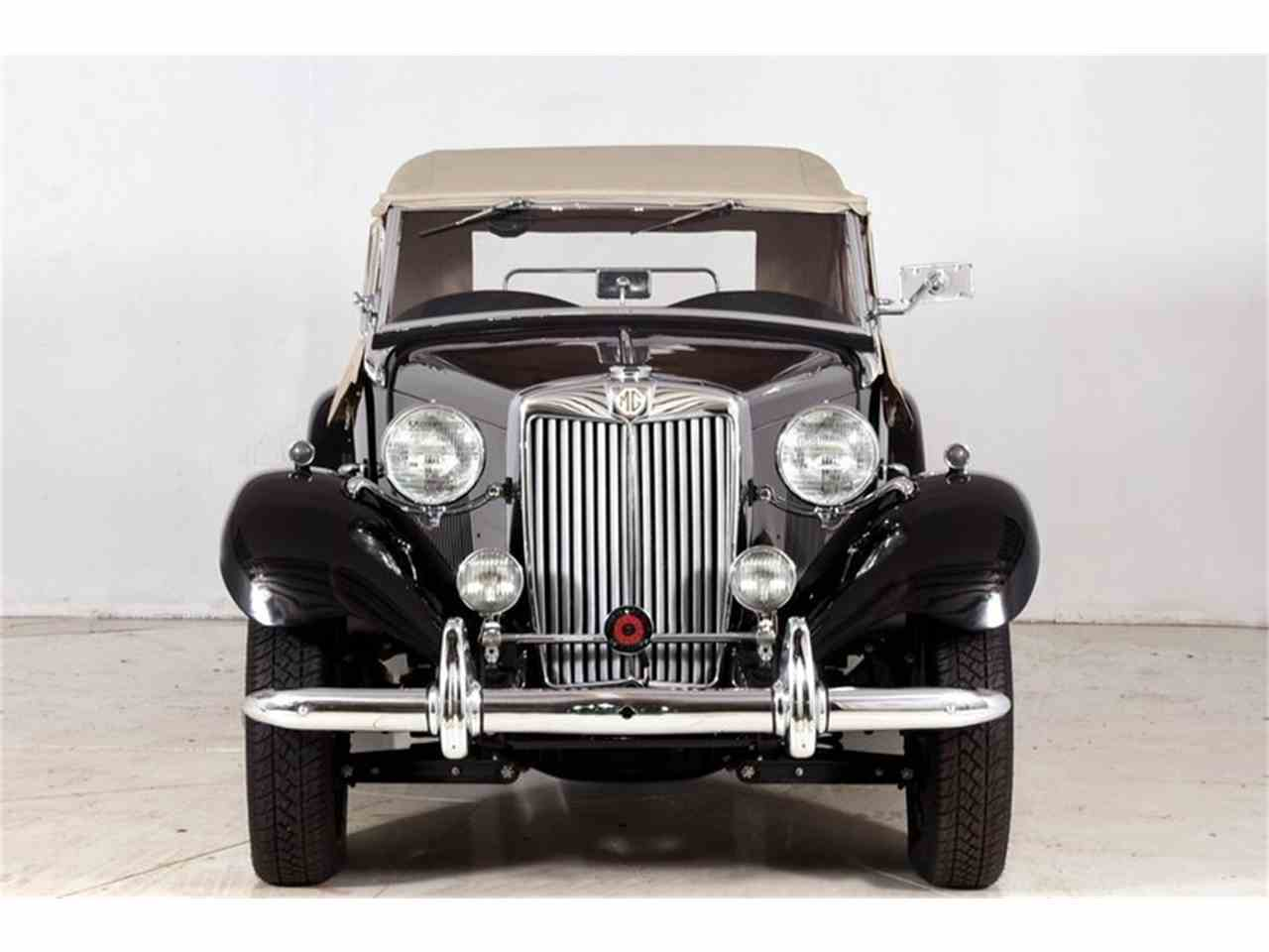 Large Picture of Classic 1952 MG TD - M8EW
